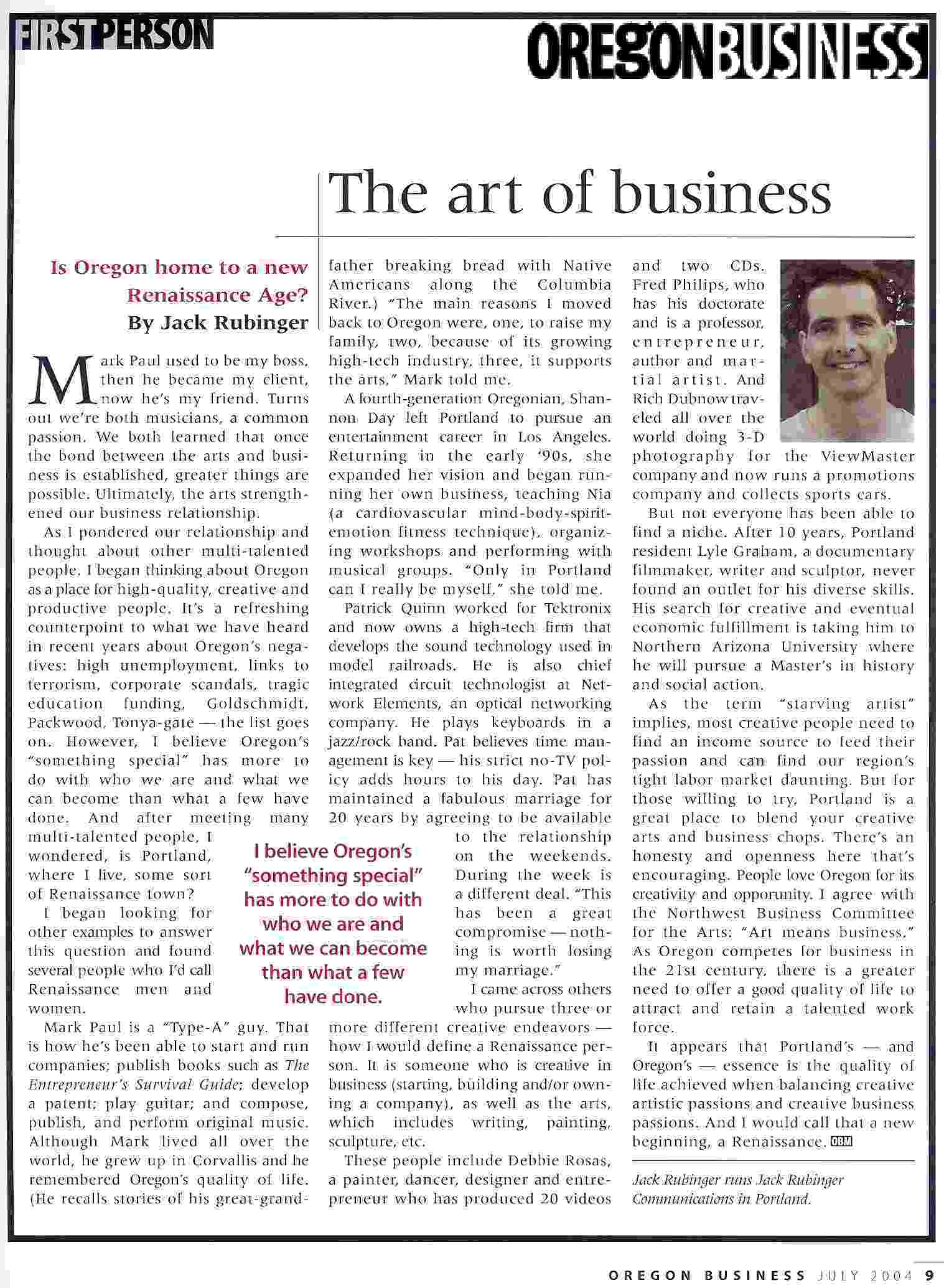 business magazines articles online